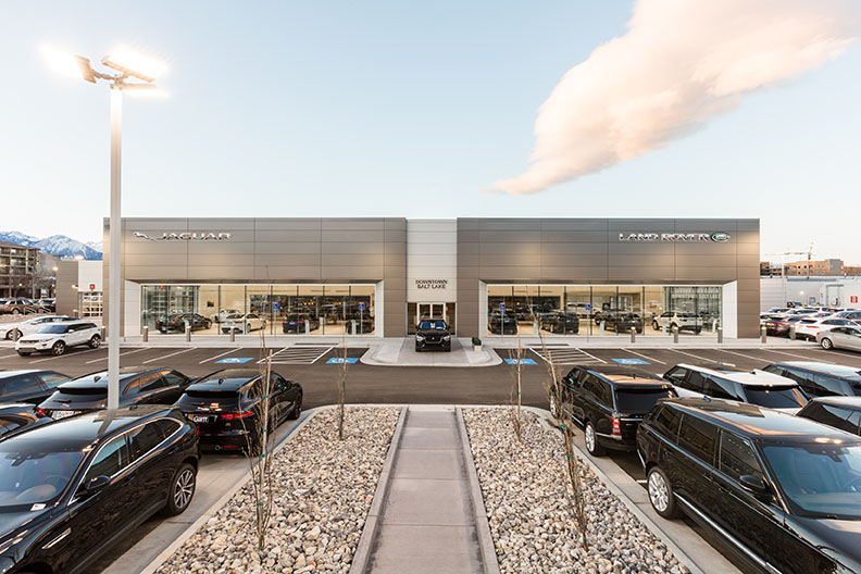 jaguar and land rover dealership job